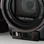 Rollei: Projektor im Full-HD-Camcorder