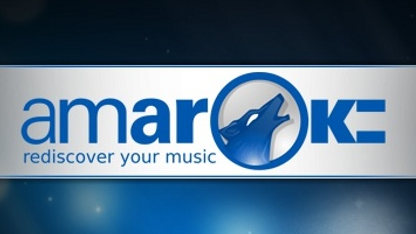 Amaraok 2.4.3 mit aufgeräumter Benutzeroberfläche