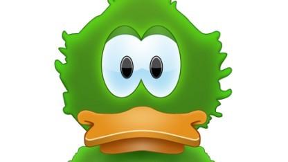 Evil Menu Duck - das Adium-Maskottchen