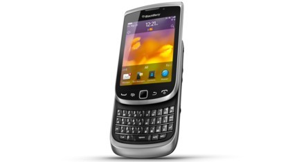 Blackberry Torch 9810 kommt Ende August.