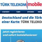 Türk Telekom Mobile: Prepaid-Tarif für Deutschland und die Türkei