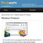 iPubsoft: Software entfernt Kopierschutz von E-Books
