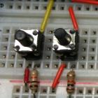Eingabewerkzeug: Morsetastatur mit Bluetooth selbst gebaut