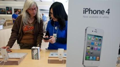 Das iPhone verhilft Apple zum Smartphone-Marktführer.