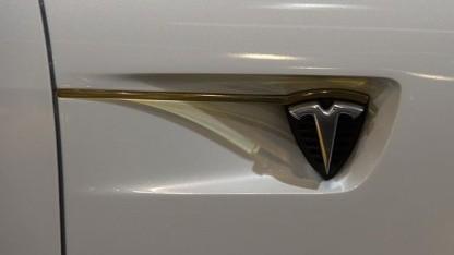 Tesla Motors: Elektro-SUV Model X ist in Vorbereitung