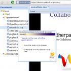 WebODF: Office-Dateien direkt im Browser anzeigen