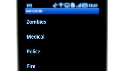 Die Auto-Bahn-App gibt es bereits für Android.