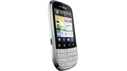 Motorola Fire mit QWERTZ-Tastatur und WLAN-n