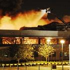 Krawalle in London: Lagerhalle von Sony abgebrannt