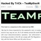 Randale in London: RIM gehackt und Angestellte bedroht
