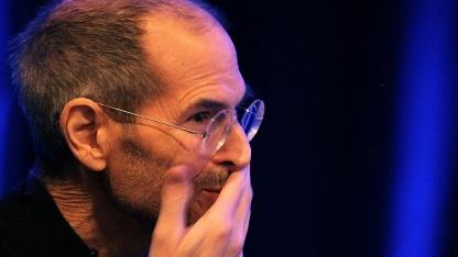 Apple-Chef Steve Jobs im Juni 2011