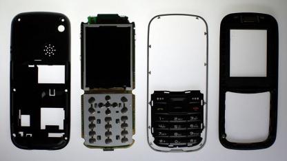 Mobiltelefon: Großtechnisches Recycling frühestens in fünf Jahren