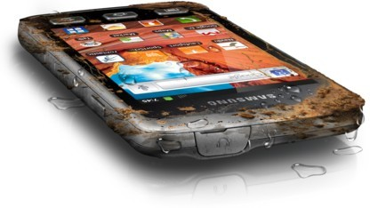 Samsungs Galaxy Xcover mit Android 2.3