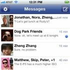 Instant Messaging: Facebook Messenger für Android und iOS