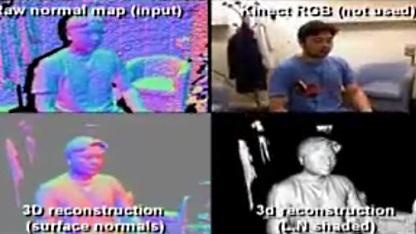 Kinect Fusion