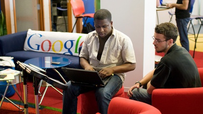 Google-Techniker in Chicago