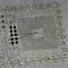 Aufgeklebt: Flexibler Sensor für vielfältigen Einsatz