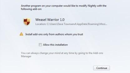 Firefox 8: Keine Addon-Überraschung mehr