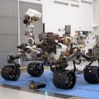 Mars-Mission: Curiosity wird startklar gemacht