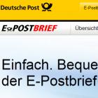 E-Postbrief: Gericht zweifelt Werbeaussagen der Deutschen Post an
