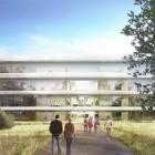 Raumschiffdesign: Details zu Apples neuer Firmenzentrale