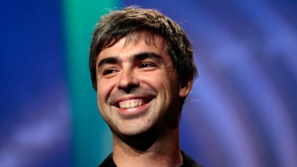 Larry Page investiert in Android.