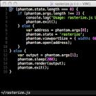 PhantomJS: Webkit für die Kommandozeile