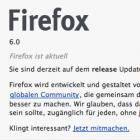 Asa Dotzler: Firefox bald ohne Versionsnummer