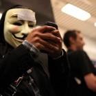 Türen blockiert: BART-Stationen wegen Anonymous-Demonstration gesperrt