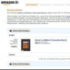 Trade-In: Amazon.de zahlt für gebrauchte Bücher