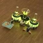Swarmanoid: Roboter klauen ein Buch