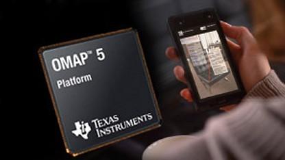 Der OMAP 5 mit zwei A15-Kernen