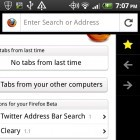 Mobiler Browser: Firefox 6 für Android in neuem Look