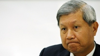 Acer-Aufsichtsratschef  J.T. Wang  im Jahr 2009