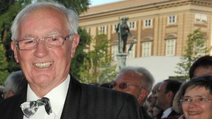 Erich Kellerhals im August 2011 in Salzburg