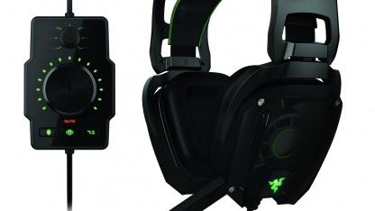 Headset und Fernbedienung