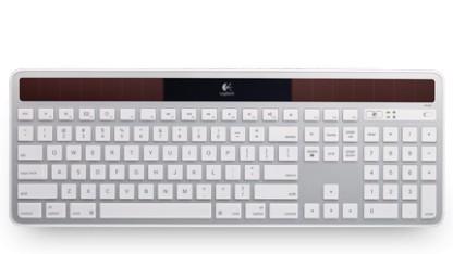 Logitech Wireless Solar Keyboard K750 für Mac