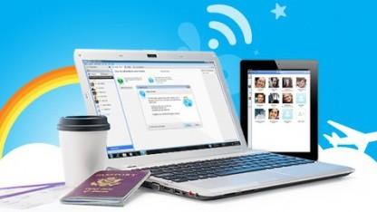 Skype wird mit einer App zum Hotspot-Provider für iOS-Geräte.