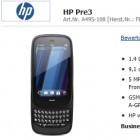WebOS-Smartphone Pre3: Cyberport sieht hohe Nachfrage und bestätigt Preissenkung