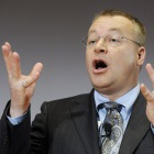 Beunruhigung: Nokia-Chef sieht Gefahren wegen Google-Motorola
