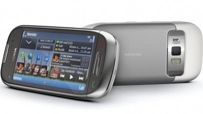 Nokia C7 erhält Nokia Belle.