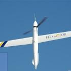 Aerovel Flexrotor: Drohne startet wie Hubschrauber und fliegt wie Flugzeug