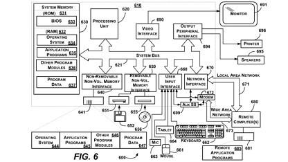 Blockdiagramm eines Streaming-Clients für ein Betriebssystem
