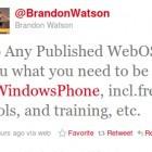 WebOS: Entwickler sollen zu Windows Phone 7 wechseln