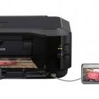 Canon: Fotodrucker druckt Filme aus