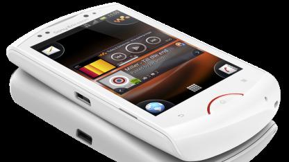 Auch das Live with Walkman erhält Android 4.0 im März 2012.