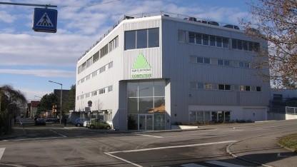 Firmensitz des Unternehmens