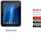 WebOS-Ausverkauf: HP verramscht Touchpad und Pre3 - alles ausverkauft