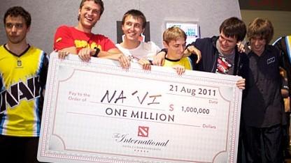 Die Gewinner des Gamescom-Turniers