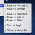 Mac OS X Lion: Scrollverhalten abhängig vom Eingabegerät